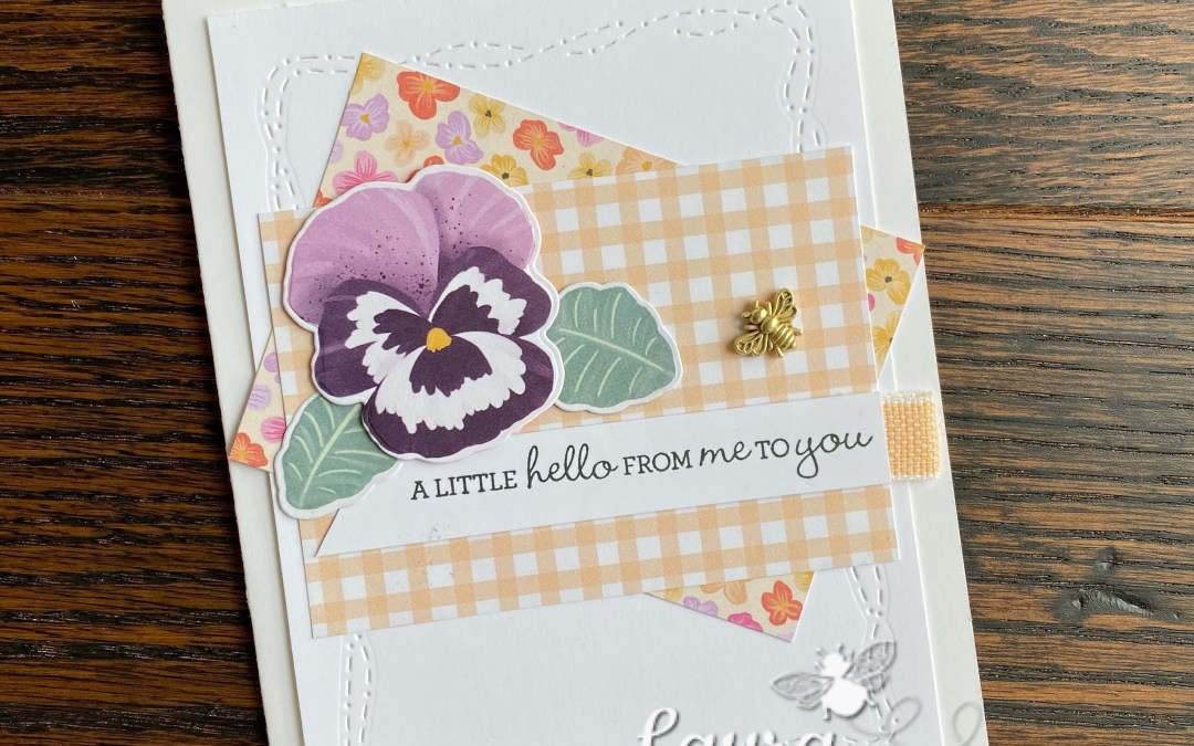 My Top Picks: Pansy Petals Suite Collection