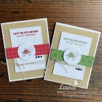 turtle friends Quick and Simply handmade card Laura Milligan Stampin