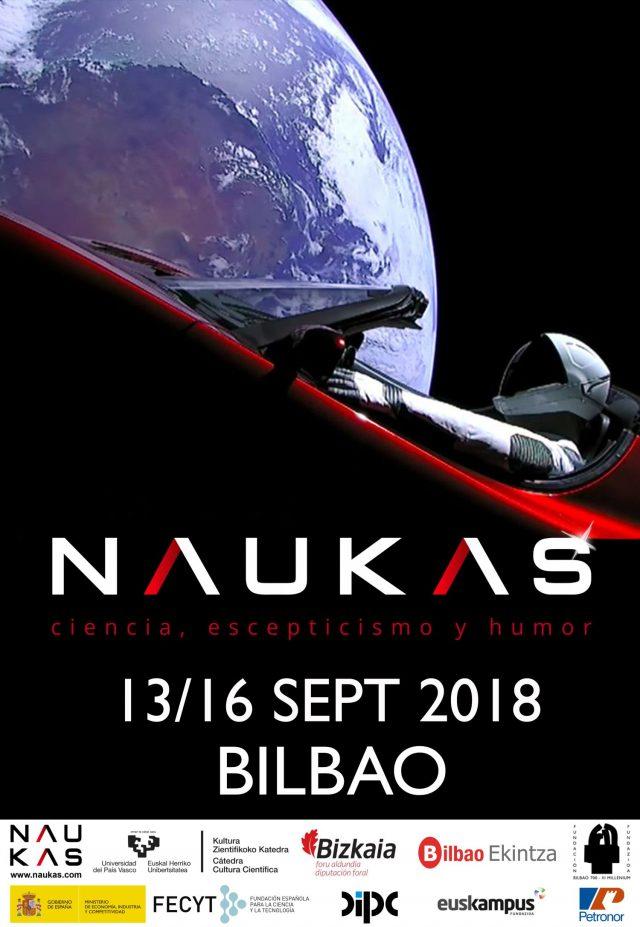 Y por 2ª vez una sexóloga se pierde en #Naukas18