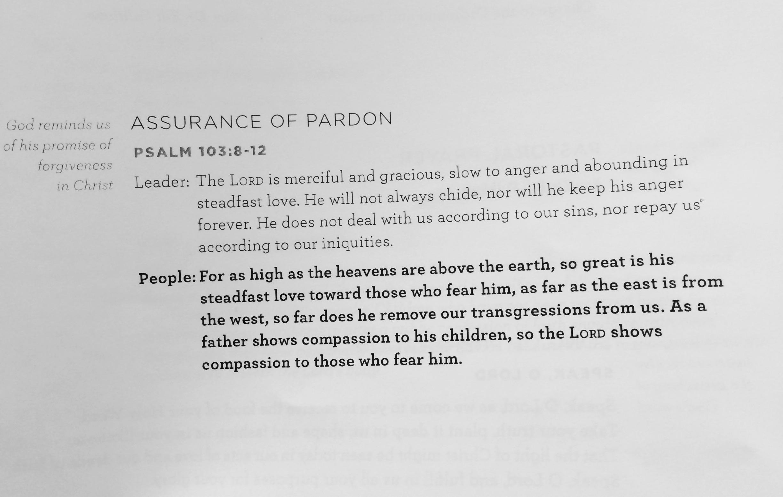 psalm 103, parenting goals, meditation