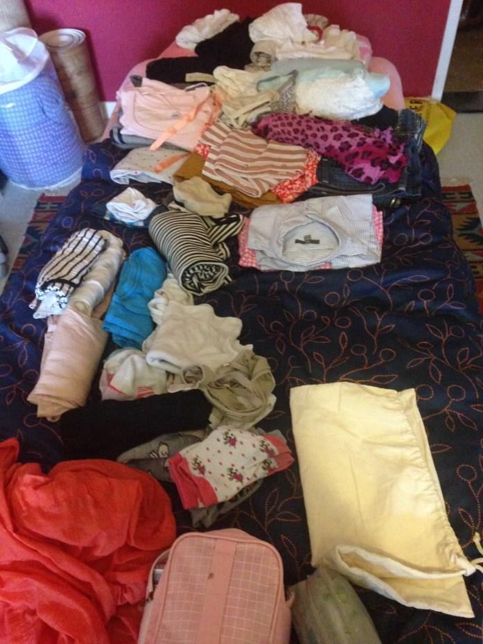 Todo mi equipaje