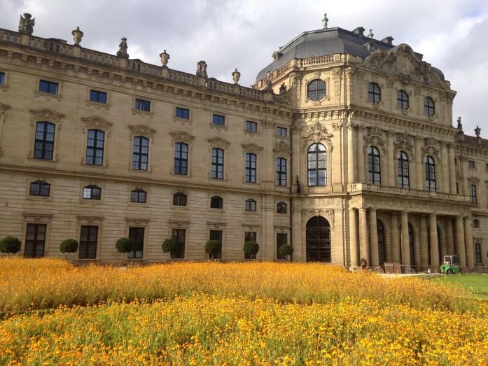 La residencia Wurzburg