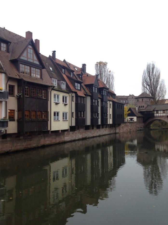 Canal en Nuremberg
