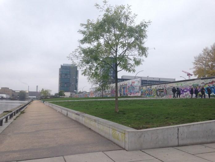 Berlin y su muro