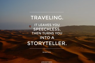 viajar vivir