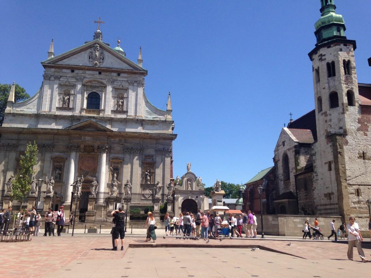¿Qué visitar en Cracovia en 2 días?