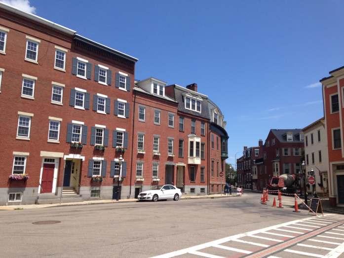 Boston Charlestown houses