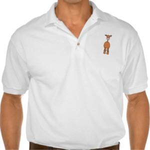 brown_cow_cartoont-shirt