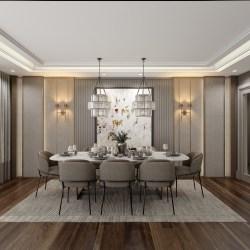 laura peery dining room