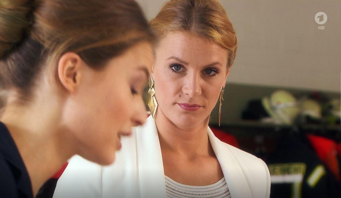 LAURA PREISS  Vicky Parker in Rote Rosen in der ARD