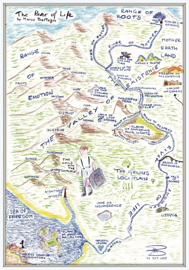 ALLEGATO 3 - MAPPA DI THE RIVER OF LIFE