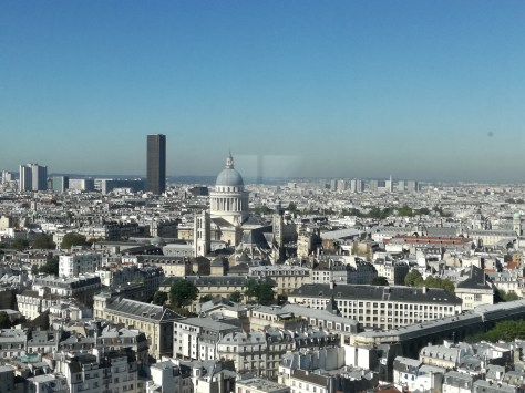 La Tour Montparnasse... make of it what you will