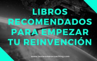 libros recomendados para reinventarse