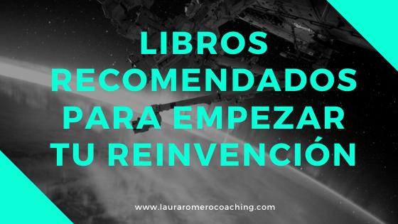 10 libros recomendados para reinventarse