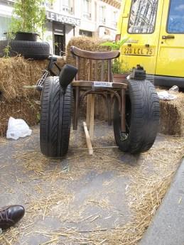parking chair