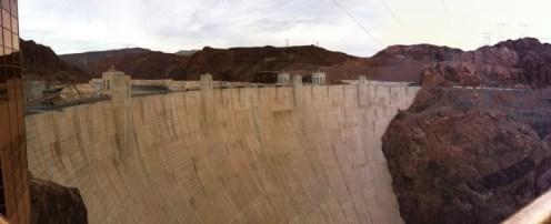 Hoover Dam - spectacular