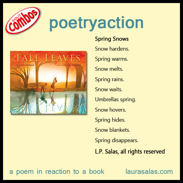 poetryaction to fall leaves