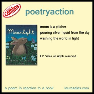 poetryactions for Moonlight and It Is Night