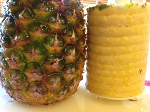 Pineapple [15 words or less poems]