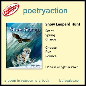 poetryactions and bookalikes for Snow School