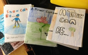 Students' Can Be... books