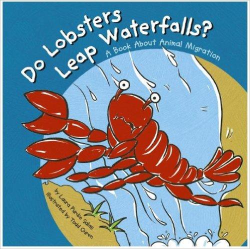 do lobsters leap waterfalls