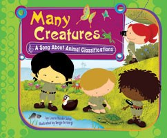 Many Creatures: A Song About Animal Classifications
