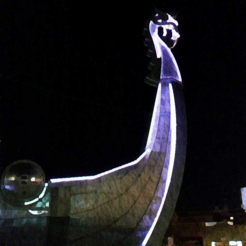 Viking ship 15wol