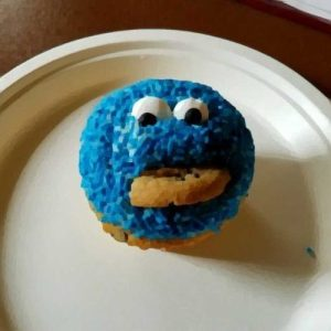 Cookie Monster! [15 Words or Less Poems]