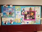 Artwork at Knapp Elementary