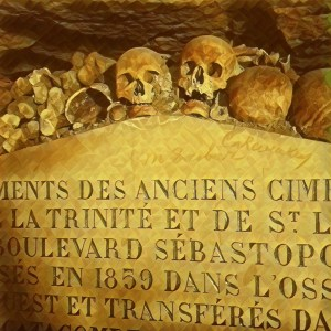 Catacombs [15 Words or Less Poems]