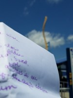 Poem Writing at Valleyfair