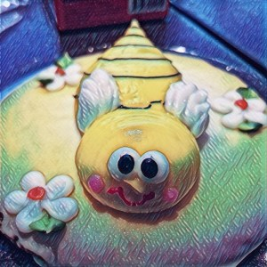 Bee Cookie [15 Words or Less]