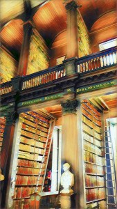 Trinity College Library [15 Words or Less]