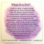 What Is a Dot?