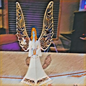 Angel Wings [15 Words or Less]