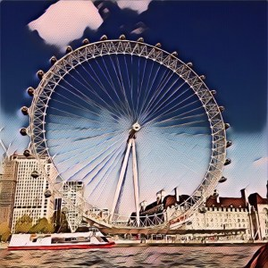 London Eye [15 Words or Less]