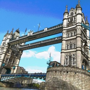 Tower Bridge [15 Words or Less]