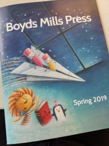 Boyds Mills catalog spring 2019