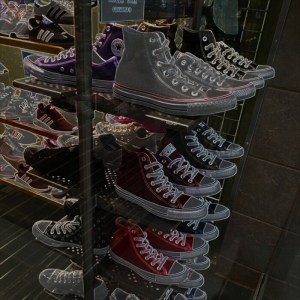 Sneakers [15 Words or Less Poems]