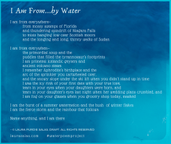 I Am From...by Water1