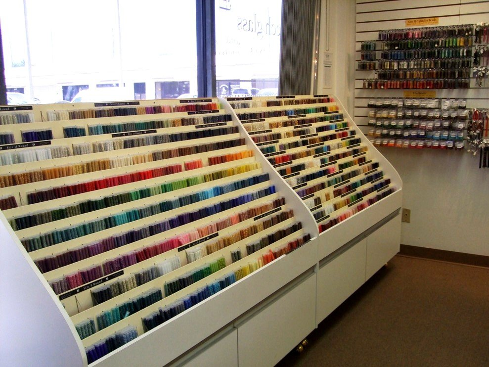 Our amazing selection of seed beads