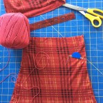 prep to purse stitch