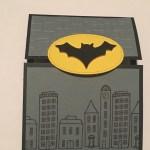 trifold batman signal card