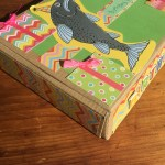 card box for birthday cards