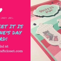 How Sweet It Is Valentines Day Card!