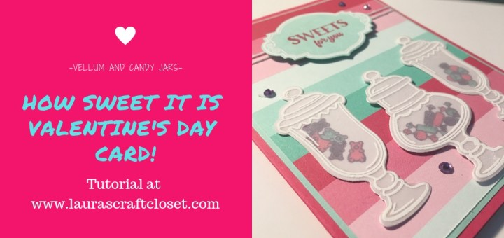 candy jar valentine card twitter FB