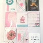 frontside of pocket letter valentine