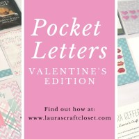 Pocket Letter Valentine Edition