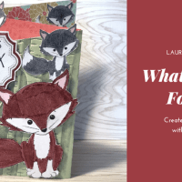 What does the fox say? — Crafting By Designs
